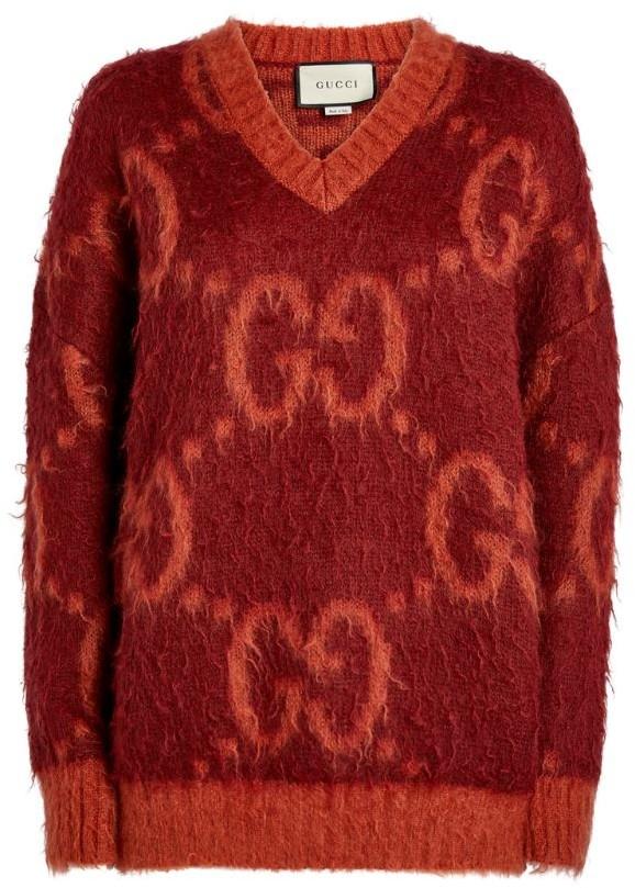 Gucci GG Supreme Sweater