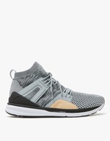 Puma B.O.G Limitless Hi evoKNIT in Grey