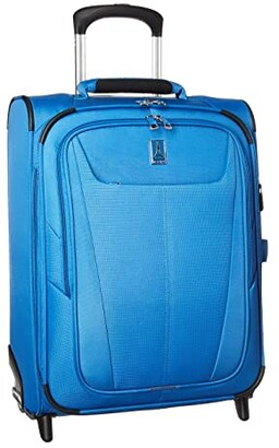 Travelpro Maxlite(r) 5 - International Expandable Carry-On Rollaboard (Azure Blue) Luggage