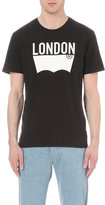 Levi's Destination London Cotton-jersey T-shirt