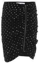 Veronica Beard Webb embellished skirt