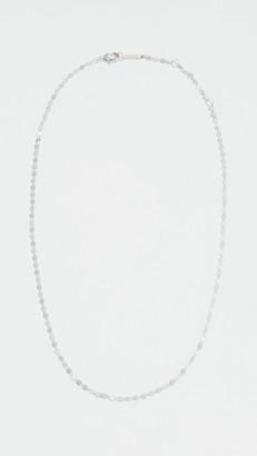 Lana 14k Petite Nude Chain Choker Necklace