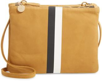 Clare Vivier Bretelle Double Sac Crossbody Bag