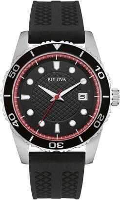 Bulova Men's Quartz Sport Watch, 43mm