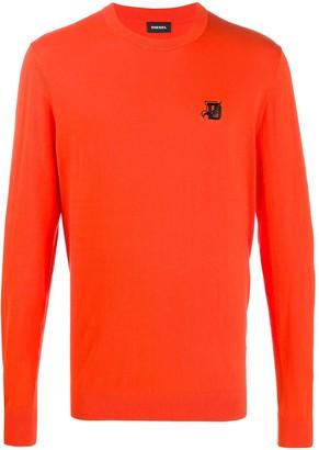 Diesel long-sleeved sweatshirt