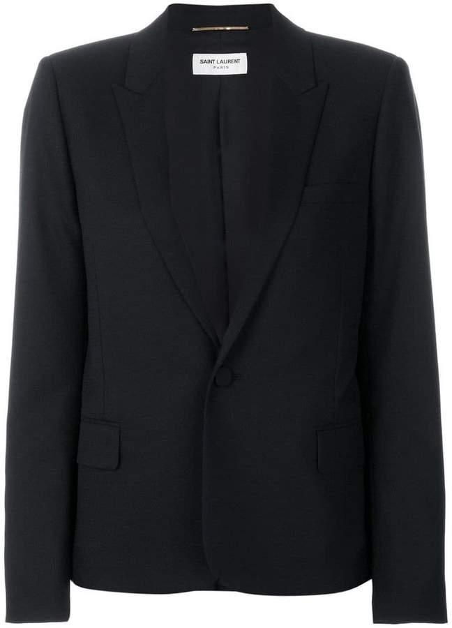 Saint Laurent tuxedo blazer