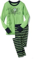 Gap GapKids | Disney Monsters Inc. graphic sleep set