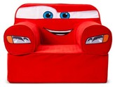 Disney Lightning McQueen Red Upholstered Chair