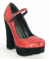 C Label Red Artie Platform Pump