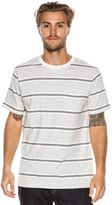 Quiksilver Shark Teeth Ss Pocket Tee