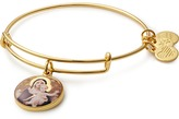 Alex and Ani Madonna of the Lilies Charm Bangle