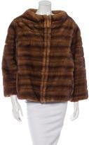 J. Mendel Reversible Mink Jacket