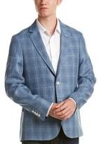 Enzo Linen Sportcoat.