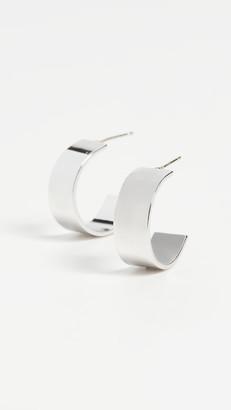 Cloverpost Stroll Hoop Earrings
