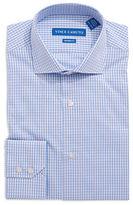 Vince Camuto Modern Fit Checkered Dress Shirt
