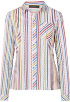 Sugarhill Boutique Vicki Candy Stripe Shirt