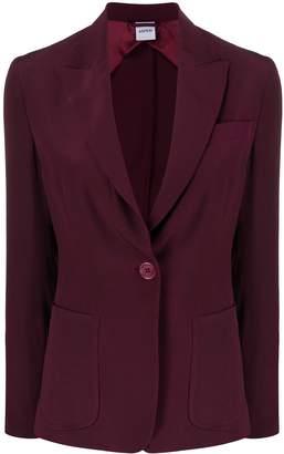 Aspesi Unstructured long-line blazer