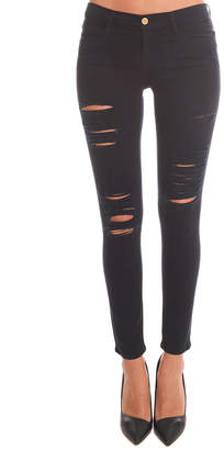 Frame Le Color Ripped Jean