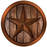 Thirstystone Western Star on Barnwood Occasions Coaster