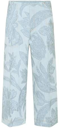 Acne Studios Texel embellished jeans