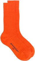 Givenchy ribbed socks