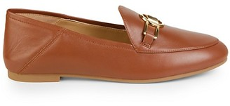 Michael Kors Tracee Leather Loafers