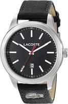 Lacoste Men's 2010778 Auckland Analog Display Japanese Quartz Watch