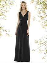 Social Bridesmaids by Dessy - 8157 Dress In Black