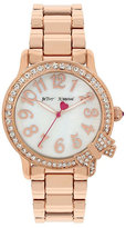 Betsey Johnson Sparkle Bow Watch