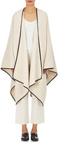 The Row Women's Dusana Brushed Knit Cape-TAN