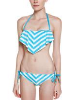 Ella Moss Cabana Blue Stripe Tie Bottom