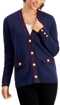 Charter Club Milano Cardigan, Created for Macy's