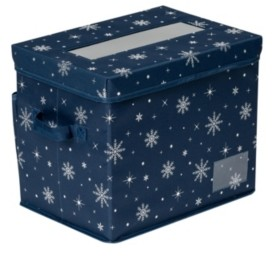 Honey-Can-Do Deluxe 36-Cube Ornament Storage Box