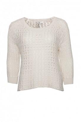 Joie Ecru Cotton Knitwear for Women