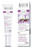 Lavera Firming Eye Cream Karanja Oil, Organic White Tea
