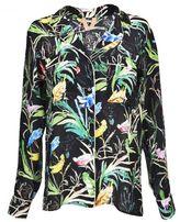 N°21 Tropical Print Blouse