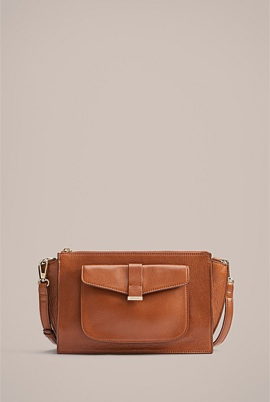 Witchery Myna Soft Crossbody Bag