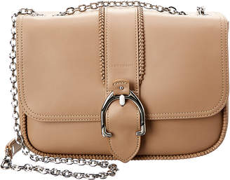 Longchamp Amazone Small Leather Shoulder Bag
