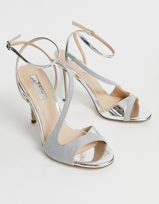 Office highflyer heeled sandals