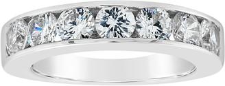 Affinity Diamond Jewelry Affinity 14K Gold Channel Set 1.70 cttw Diamond Ring