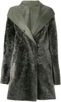 Sylvie Schimmel wide collar coat