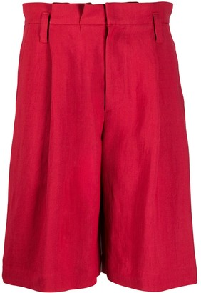 Brunello Cucinelli Tailored Shorts
