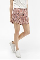 French Connection Bacongo Daisy Printed Shorts
