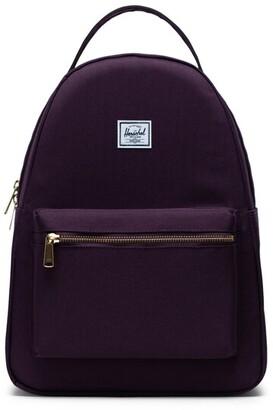 Herschel Nova Mid Backpack Poly Blackberry Wine
