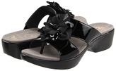 Dansko Dahlia (Black Patent) - Footwear