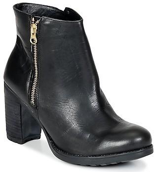 Dixie SANDY women's Low Boots in Black