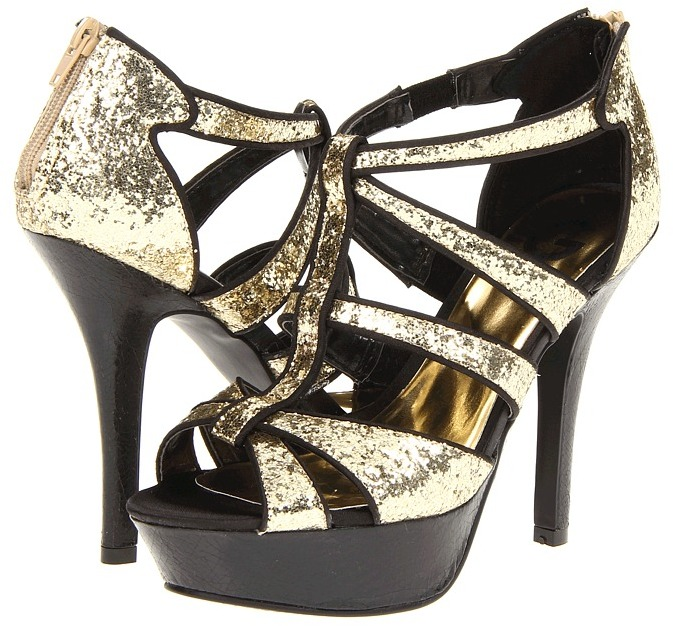 G by Guess Narlin (Gold) - Footwear