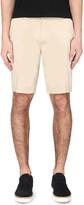 HUGO BOSS Regular-fit mid-rise shorts