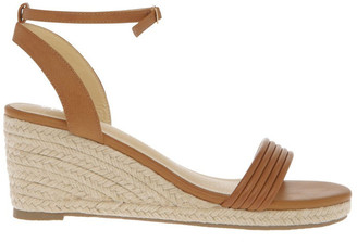 Verali Bindy Tan Smooth Sandal
