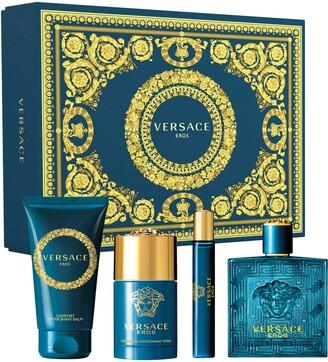 Versace Eros Eau de Toilette Set